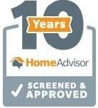 HomeAdvisor Impact Windows and Doors Winner